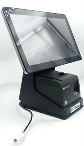 1st Pay Pos System Android All in one 15 Touch With Star Bluetooth Printer