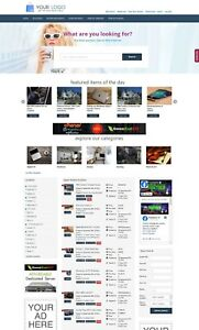 Ebay Clone Auction Website For Sale Free Installation Hosting