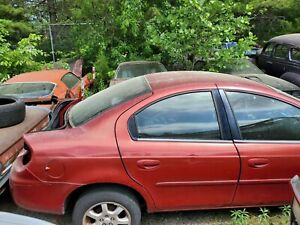 2005 Dodge Neon Parting Out Car