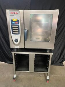 Rational Half Size Electric Combi Oven With Stand Free Shipping
