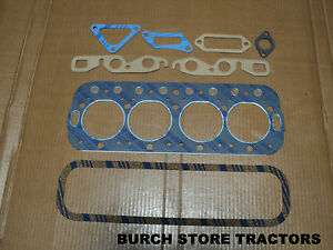 New Complete Head Gasket Kit For Farmall 140 130 Super A 100 200 230 Super C 340