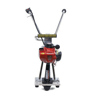 New Stainless Steel 35 8cc Concrete Power Screed 4 Stroke Gas Cement Vibrating