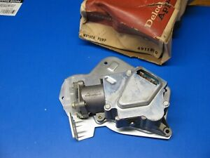 1963 Cadillac Buick Riviera Nos Gm Windshield Washer Pump Assembly Line Correct
