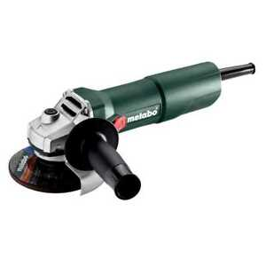 Metabo 603604420 W 750 115 4 5 Corded Angle Grinder Robust Ergonomic New