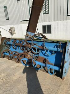Helm Lucknow 8 1 2 Snow Blower Tractor 3 Pt Hydraulic Spout And Flap