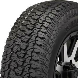 4 New P255 70r17 Kumho Road Venture At51 All Terrain Truck Suv Tires