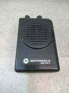 Motorola Rld1024a Monitor V Low Band Frequency 33 9mhz 3781s