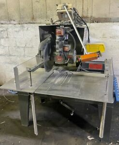 Tops Radial Arm Saw