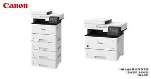 Canon Ir 1643if Copy print scan fax 45ppm Multifunction Copier New Model