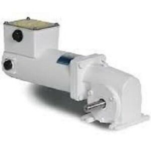 Leeson Electric Right Angle Brushed Dc Gearmotor