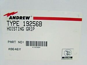 Andrew Support Hoisting Grip For 7 8 Coax Cable P n 19256b Brand New