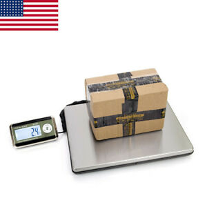 330lb 150kg Digital Shipping Postal Scale Electronic Weight Scales Adapter