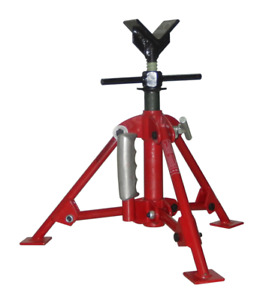 Javelin Industrial Small Pipe Stand C w V4 Head Range 16 30
