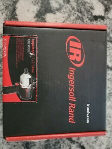 2135pqxpa Ingersoll Rand Pistol Air Impact With 1 2 Drive New