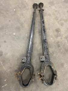 1978 1979 Ford Truck F150 78 79 Bronco 4x4 Front Radius Arms Used Oem