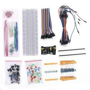 Electronic Component Set Starter Kit Power Supply Module Resistor For Arduino R3