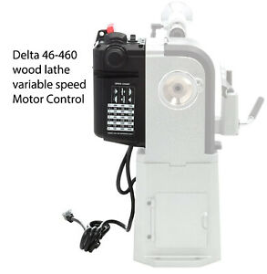 Motor Control For Delta 46 460 Variable Speed Wood Lathe