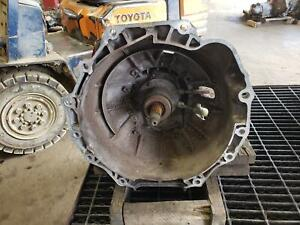 2005 Chevy Colorado 4x4 5 Speed Manual Transmission Assembly 149k Miles