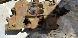 1967 Cadillac Intake Manifold 1964 1965 1966 429 Rochester 1486993 Used Ad 9992
