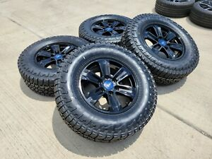 17 Ford F 150 Expedition Oem Rims Black Wheels Tires A t 3995 2018 2019 2020