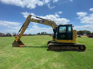 2013 Cat 314e Lcr Cab Excavator With A c And Heat