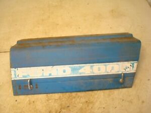 1970 Ford 4000 Tractor Right Hood Panel