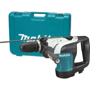 10 Amp 1 9 16 In Corded Sds max Concrete masonry Rotary Hammer Drill With Side