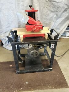 Williams And Hussey Molder Planer W7s 2hp