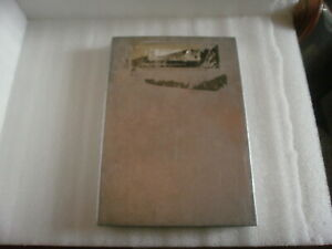 Vintage Aluminum Notebook Clip Board 9 W X 12 1 2 L hinged