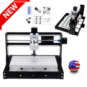 3018pro Grbl Control Cnc Milling Engraving Machine Er11 Spindle Chuck Router Kit