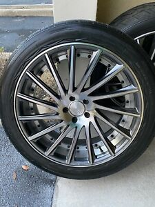 22 Wheel And Tire Package
