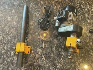 Emco Compact 5 Lathe Milling Attachment Complete With Bracket