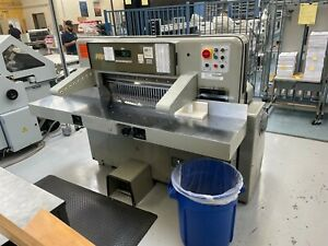 Prism 92 36 Programable Paper Cutter
