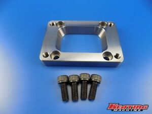 T4 To T6 3d Turbo Exhaust Adapter Flange Open
