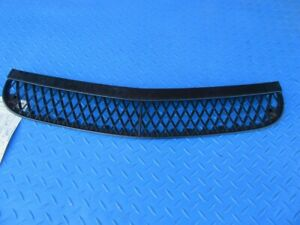 Bentley Continental Flying Spur Front Bumper Lower Center Grille 1877