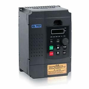 Variable Frequency Drive Ac 220v 2 2kw 3hp 10a Vfd Inverter Frequency Converte