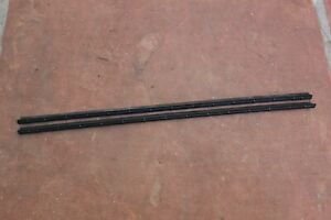 1964 1969 Lincoln 20 Inch Windshield Wiper Blade Refills With Metal Inserts