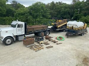 1999 Vermeer 50x100a Directional Drill Package