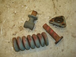1949 Ford 8n Tractor 3pt Spring Yoke Parts