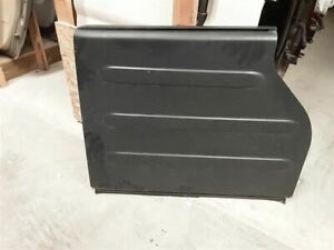 2009 2010 Jeep Wrangler Passenger Right Roof Hard Top Front Panel Black Texture