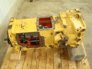 New Holland Ts110 Tractor Transmission Housing