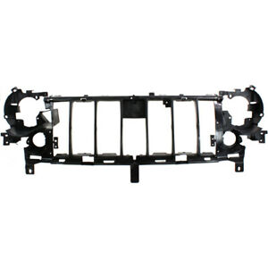 For Jeep Liberty Header Panel 2005 2006 2007 Grille Reinforcement With Fog Lamps Fits Jeep Liberty