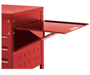 Snap On Krsc312fpbo Folding Side Shelf For Krsc33a Cart In Red Shelf Only