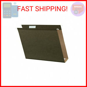 Pendaflex Extra Capacity Reinforced Hanging File Folders 2 Letter Size S