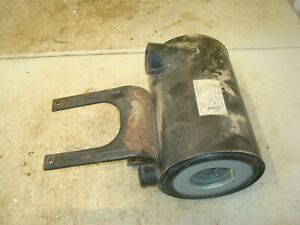 New Holland Ts110 Tractor Air Cleaner