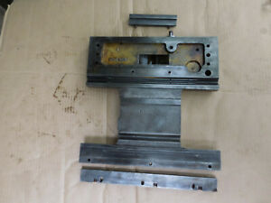 Clausing Saddle For 1960 s 13 Gear Head Lathe 696 0015