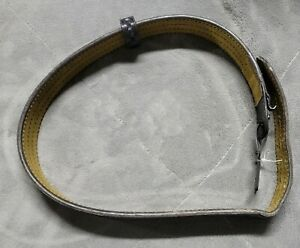 Safariland Mdl 87 34 1012 Duty Belt With 3 Keepers Assembled In Mexico M1