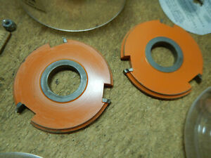 Freeborn Free Born Carbide Tipped Wood Shaper Cutters Woodworking