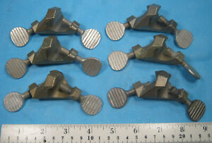 Fisher Castaloy Clamp Holders X6 Free Shipping D