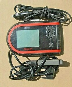 Snap On Ethos Eesc312 Scan Tool Nice Working Condition Ships Free